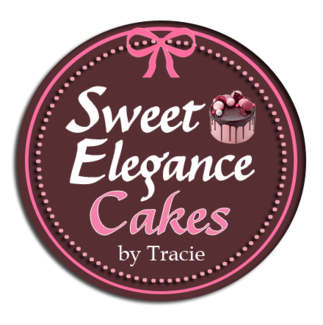 Sweet Elegance Cakes By Tracie Logo