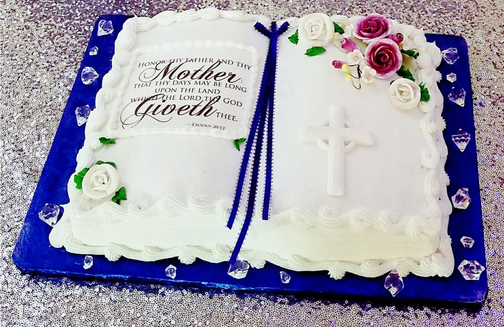 Sweets By Tracie Bible Cake